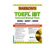 Barron's Toefl IBT Internet Based Test 12th – Kèm CD