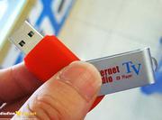 USB TV Radio Player. Giảm  Cung mua chung, nhom mua gia re