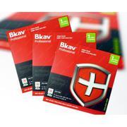 Phần mềm diệt virút chuyên nghiệp BKAV Pro Internet Security (gói giá tốt cho 3 PC)