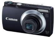 Canon A3300 màu đen