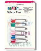 Kim băng an toàn Farlin( vỉ 6 chiếc)