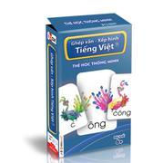 Thẻ Học Thông Minh - Ghép Vần & Xếp Hình Tiếng Việt 2 (Độ Tuổi 6+)