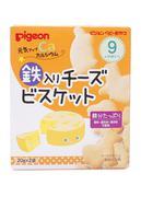 Bánh ăn dặm vị phô mai Pigeon