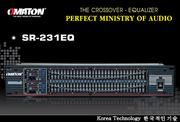 THIẾT BỊ XỬ LÝ ÂM THANH OMATON SR-231EQ