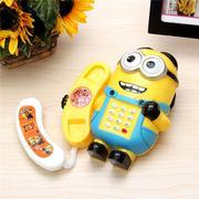 Điện thoại hoạt hình vui nhộn Minion cho bé