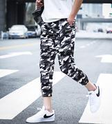 quần jogger nam rằn ri