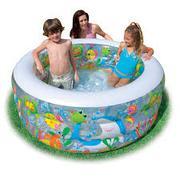 Bể bơi phao INTEX đại dương tròn 1m52 - 58480AZ