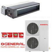 Điều hòa âm trần nối ống gió General 2 chiều 30000btu ARG30RLC/AOG30RMBL
