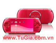 Sony PlayStation Portable (PSP) Radiant Red 3006 Fireware6.20