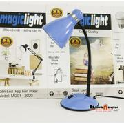 Đèn đọc sách để bàn LED bảo vệ mắt - chống cận Magiclight LMG8315 (Xanh)