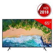 Smart Tivi Samsung 65 inch UHD 4K UA65NU7100KXXV