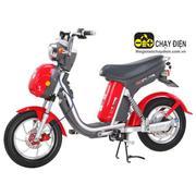 Xe đạp điện Nijia 2016 (Đỏ)