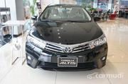 Toyota Corolla Altis 1.8G AT 2017