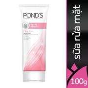 Sữa rửa mặt Pond's trắng hồng rạng rỡ 100g