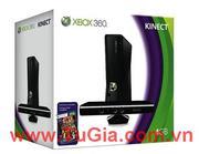 Máy chơi Game  Xbox 360 + Kinect