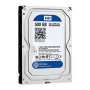 Ổ cứng gắn trong WD 500GB Sata 3 (Bạc)