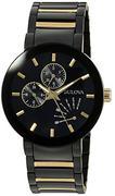 Đồng hồ nam Bulova 98C124 Black IP Stainless Steel Watch