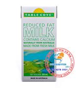 Sữa tươi ít béo chứa canxi Table Cove