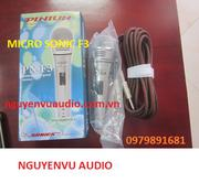 Micro sonic F3