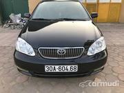 Hà Nội: Toyota Corolla Altis MT 2003