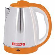 Bình đun siêu tốc Honey's HO-EK15S186 1.8L màu cam