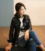Áo khoác nữ Hàn Quốc JK13692