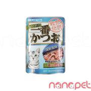 Snack Kanetora Hải Sản Nghiền Nhỏ Cho Mèo 60Gr