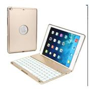 Bàn Phím Keyboard Bluetooth Ipad Air 2 Ipad 6 + Tặng Skin Bàn Phím