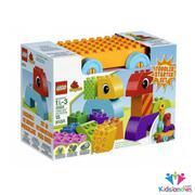 Đồ chơi Lego Duplo 10554 - Lắp ráp xe kéo
