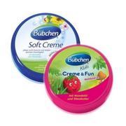 Bộ 2 hộp kem dưỡng da Bubchen cho bé 2x20ml