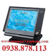 Máy Tính Tiền Casio QT-6100