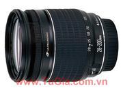 ống kính máy ảnh CANON : Lens Canon EF 28-200mm f/3.5-5.6 USM