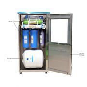 Máy lọc nước Kangaroo 8 lõi, KG118 vỏ inox không nhiễm từ