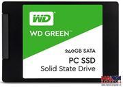 SSD WD Green 240GB Sata3 2.5