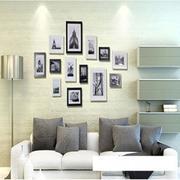Bộ khung ảnh treo tường gỗ thông Binbin KAT33