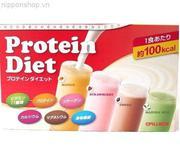 Bột giảm cân Protein Diet 5 vị x 6 túi