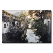 Tranh in canvas sơn dầu Thế Giới Tranh Đẹp Scenery 115