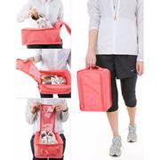 Túi đựng giày du lịch tiện ích (xám)