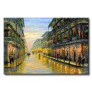 Tranh in canvas sơn dầu Thế Giới Tranh Đẹp Scenery 142