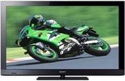 TIVI LCD Sony KDL46CX520, 46 inch Full HD