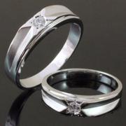 Nhẫn đôi Trang Sức King & Queen