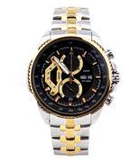 Đồng hồ Gia Bảo cao cấp EF-558 - Đen