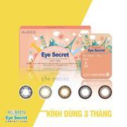 Kính Áp Tròng Màu Dùng 3 Tháng Eye Secret - Swiss Gold (Vàng Kim)
