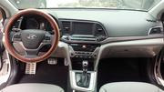 Thảm lót sàn ô tô Hyundai Elantra (Đen)