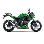 Xe tay côn thể thao Kawasaki Z 300 - Xanh lá