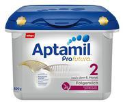 Sữa Aptamil Profutura 2 (Đức) (800g) (6 tháng đến 2 tuổi)