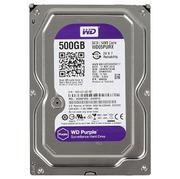 Ổ Cứng Camera WD Purple™ 500G/64MB/3.5 IntelliPower - WD05PURX