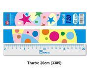 Thước 20cm (3385)