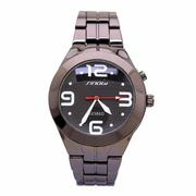 Đồng hồ nam Sinobi thời trang - SI044 (Đen)