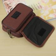 Fashion Men Running Travel Wallet Waist Bum Belt Bag Fanny Pack Pouch Hip Purse Coffee NEW - intl